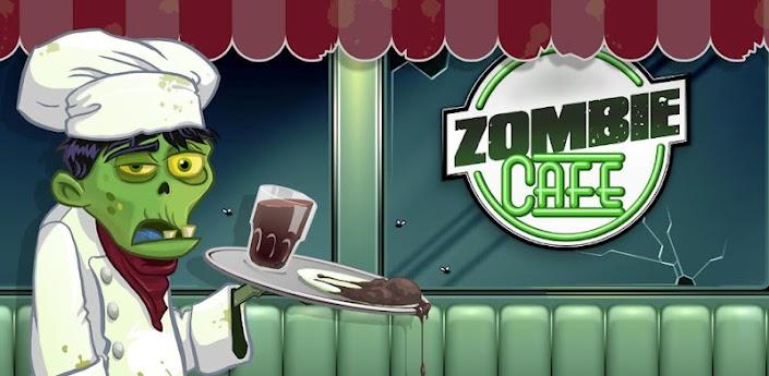 Imagen baner del juego Zombie Cafe