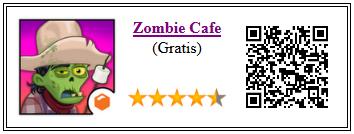 Ficha del juego Zombie Cafe versión gratuita