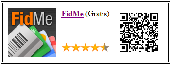 Ficha del servicio FidMe