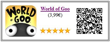 Ficha del juego World of Goo versión completa