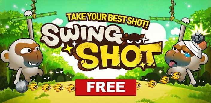 Imagen baner de la aplicacion de juego Swing Shot