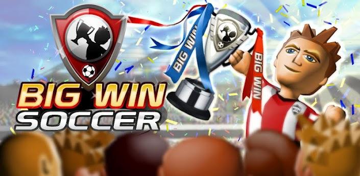 Imagen baner de la aplicacion de juego big win soccer