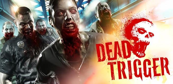 Imagen baner de la aplicacion de juego dead trigger