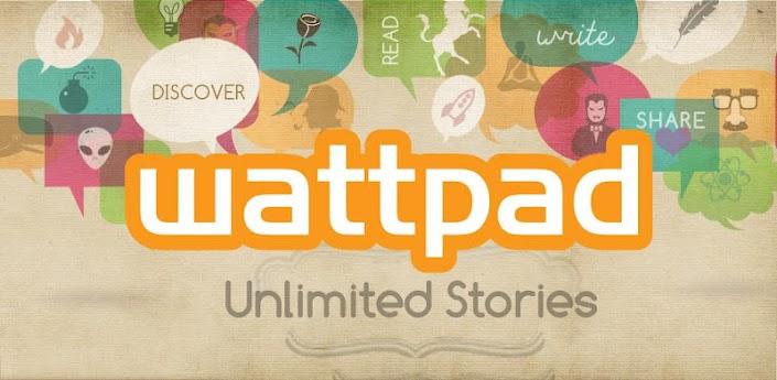 Imagen baner de la aplicacion de libro Wattpad