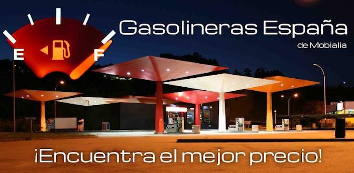 Imagen baner de la aplicacion de viajes gasolineras españa