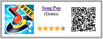Ficha de la aplicación de juego Song Pop Free