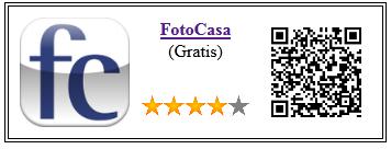 Ficha de la aplicación de servicio fotocasa