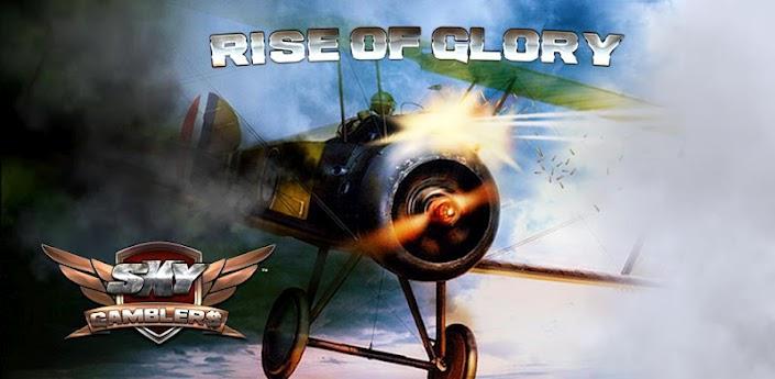 Imagen baner de la aplicacion de juego Sky Gamblers
