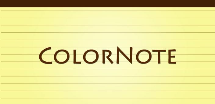 Imagen baner de la aplicacion de servicios ColorNote