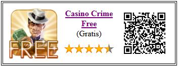 Ficha de la aplicación de juego casino crime gratis