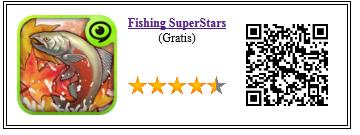 Ficha de la aplicación de juego fishing superstars