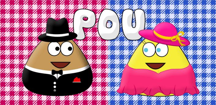 Imagen baner de la aplicacion de juego Pou