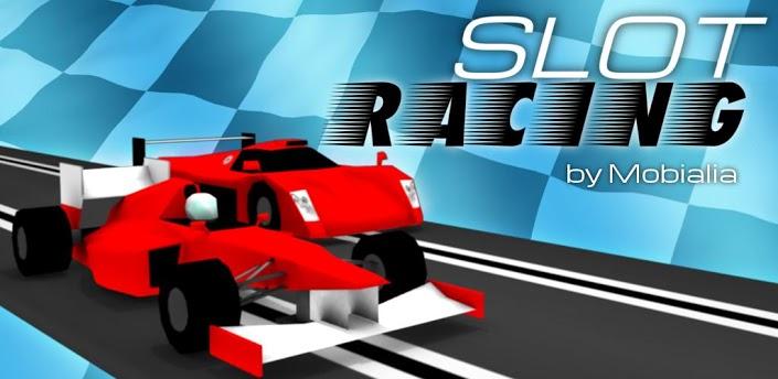 Imagen baner de la aplicacion de juego Slot Racing