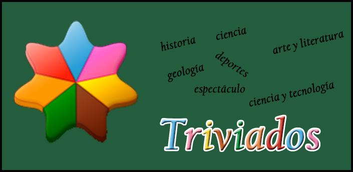 Imagen baner de la aplicacion de juegos Triviados