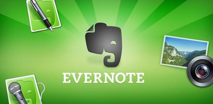 Imagen del Evernote