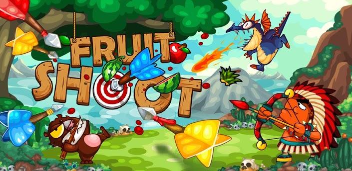 Imagen baner de la aplicacion de juego Fruit Shoot