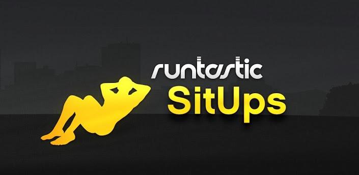 Imagen baner de la aplicacion de juego Runtastic SitUps