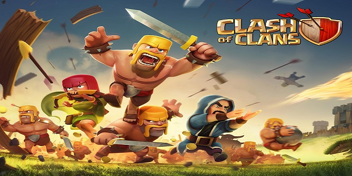 Imagen baner del juego Clash of Clans para Android